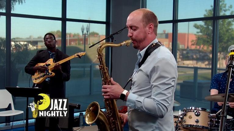 SDPB Specials: Jazz Nightly: Brian Hanegan
