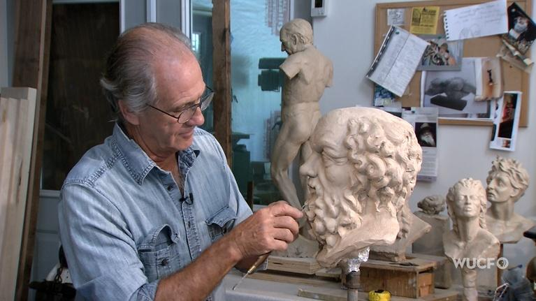 ONE CENTRAL FLORIDA: The Sculptor