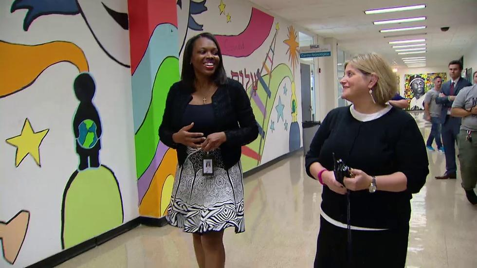 Janice Jackson Shares Her Vision for Chicago Public Schools image