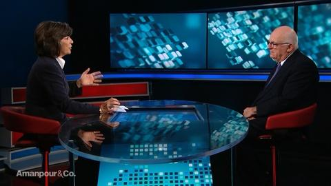 Amanpour and Company -- Richard Dearlove on Why ISIS is Still a Threat