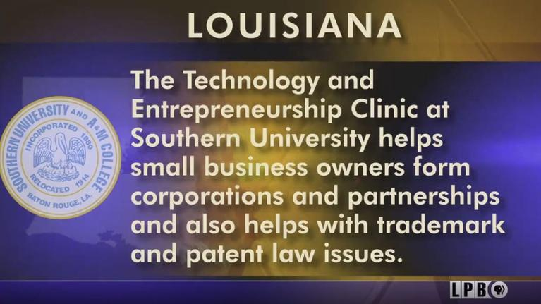 Louisiana: The State We're In: Business Assistance, Economic Outlook, Cannabis & Hemp, LLYA