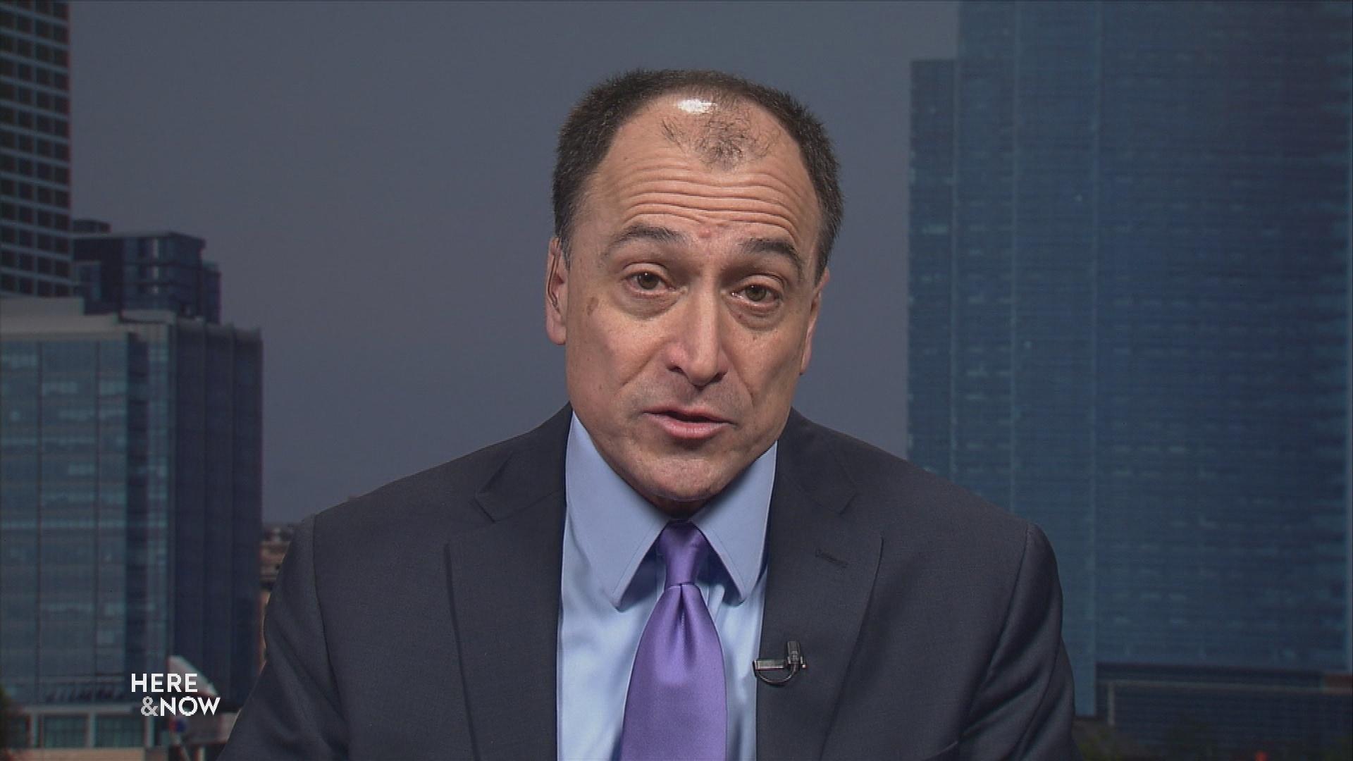State Supreme Court Candidate: Ed Fallone