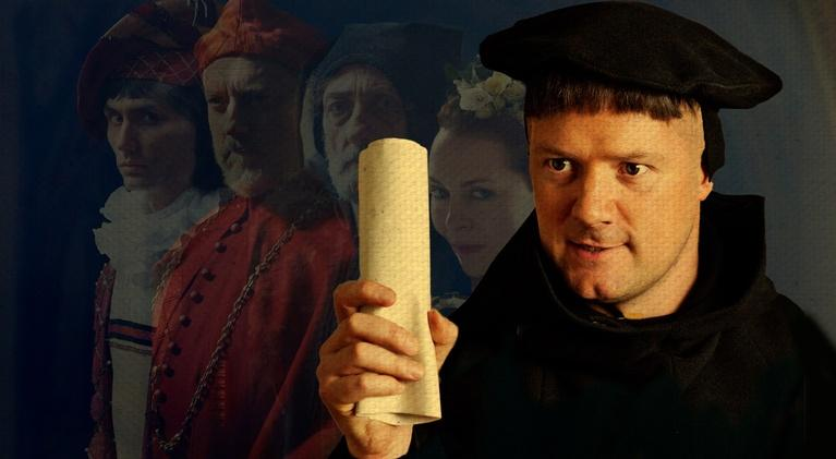 Martin Luther: The Idea that Changed the World: Official Extended Trailer