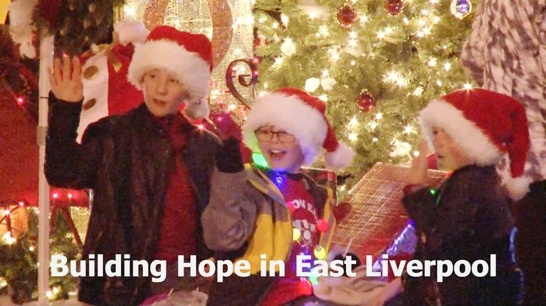 Local Focus: Building Hope in East Liverpool — Christmas Parade