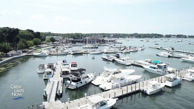 Great Lakes Now: Island Life
