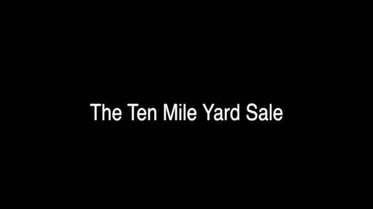 Maine Public Community Films: The Ten Mile Yard Sale