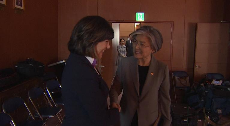 Amanpour on PBS: Amanpour: Kang Kyung-wha and Thae Yong-Ho