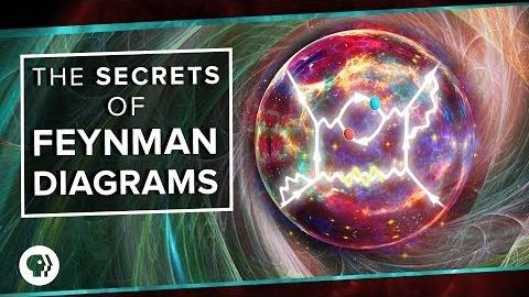 PBS Space Time -- The Secrets of Feynman Diagrams