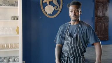 "Chef Jonathan ""Jonny"" Rhodes at Restaurant Indigo"