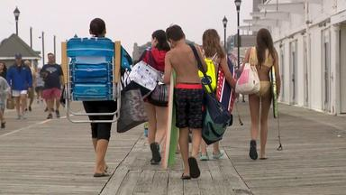 Shore mayors say crowds of teens are getting out of control