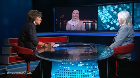 """Amanpour and Company -- Jokha Alharthi and Marilyn Booth on """"Celestial Bodies"""""""