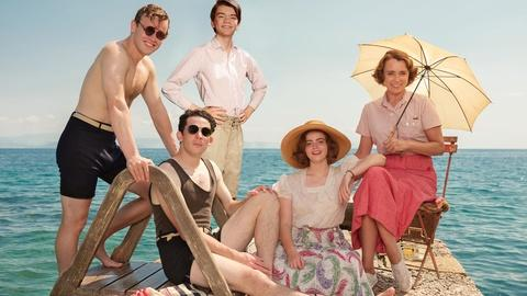The Durrells in Corfu -- Official Teaser