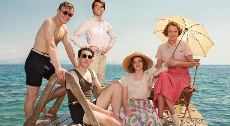 The Durrells in Corfu: Official Teaser