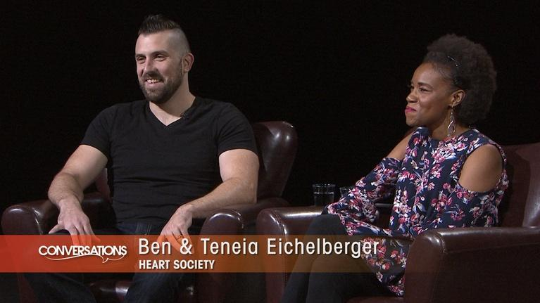 Conversations: Benjamin and Teneia Eichelberger