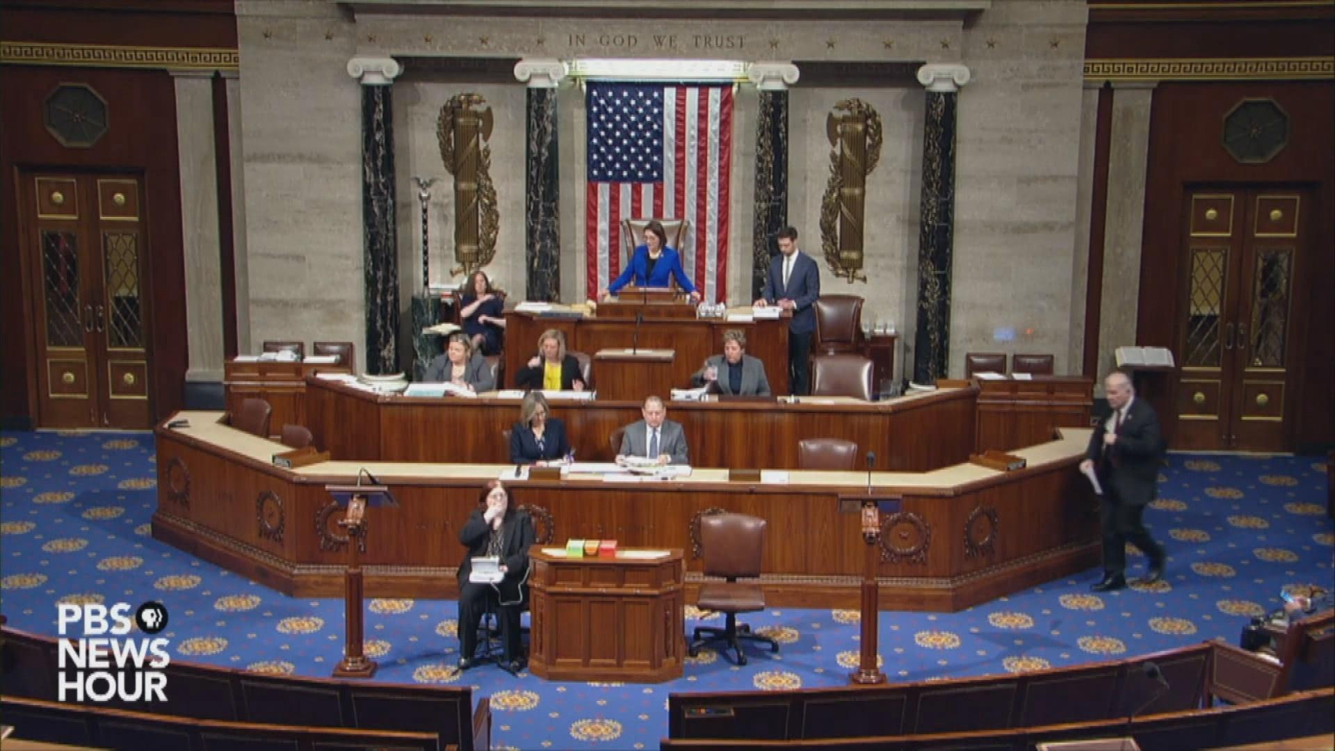 U.S. Reps. Respond to Crisis in the Middle East