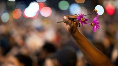 PBS NewsHour   2 voices on how to hear protesters while maintaining peace