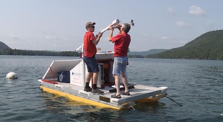 Innovation Hall: The World's Smartest Lake