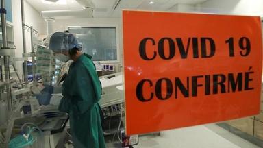 Belgium's 'coronavirus tsunami' threatens health care system