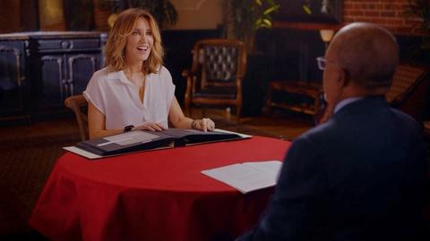 Finding Your Roots -- Felicity Huffman | Great Grandfather and Shakespeare