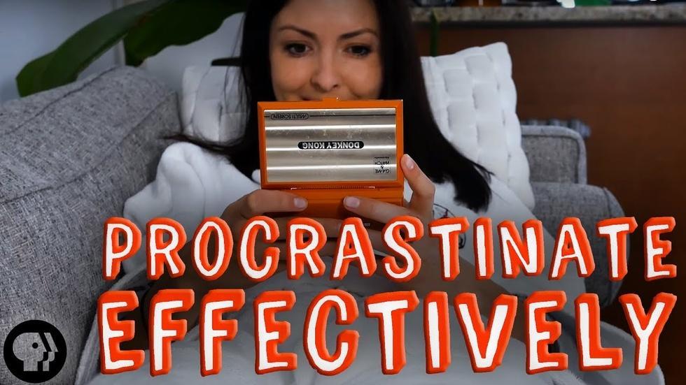 How To Procrastinate Effectively image