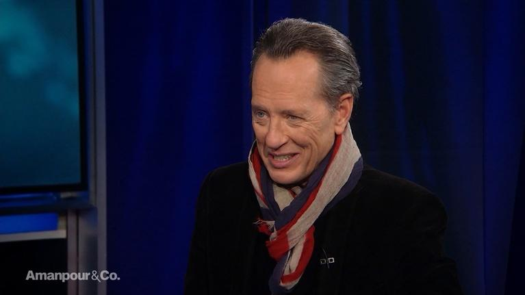 Amanpour and Company: Actor Richard E. Grant on his Career and Childhood
