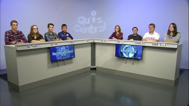 Quiz Central: Bay City John Glenn vs. North Branch