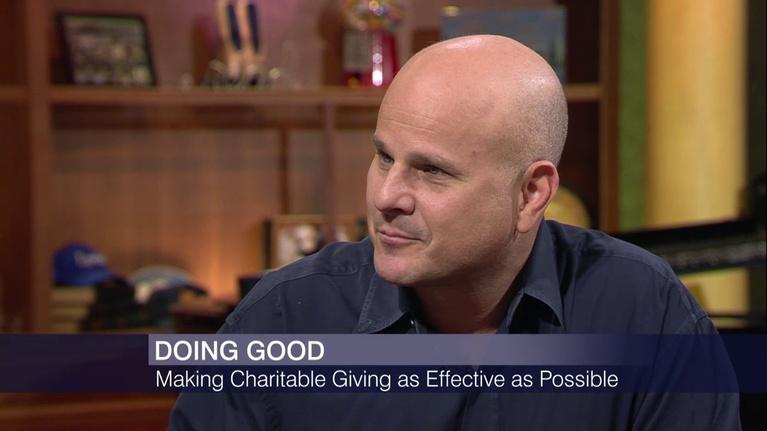 Chicago Tonight: It's the Season of Giving. How to Choose Charities Wisely