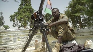 In remote Sudan, the Darfur war remains present