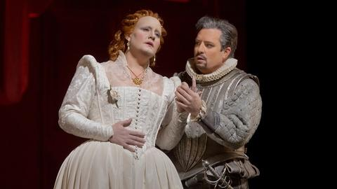 """Great Performances -- Elza van den Heever Sings """"Ah! Dal ciel discenda un raggio"""""""