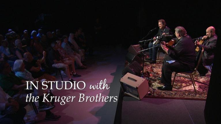 In Studio: Preview: IN STUDIO with the Kruger Brothers