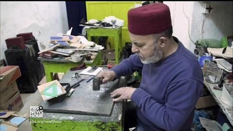 PBS NewsHour -- How a new generation is reviving the old heart of Tunis