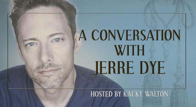 Conversation With . . .: Conversation with Jerre Dye