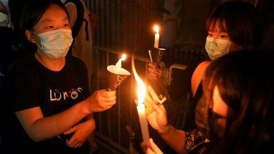 iananmen Square massacre casts shadow over Chinese politics