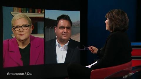 Amanpour and Company -- Mary Bauer & Ed Lavandera on Child Separations at the Border