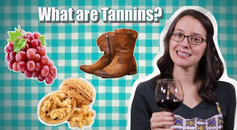 Serving Up Science: Wine Time: Taste of Tannins!