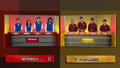 Granite State Challenge | Merrimack Vs Portsmouth