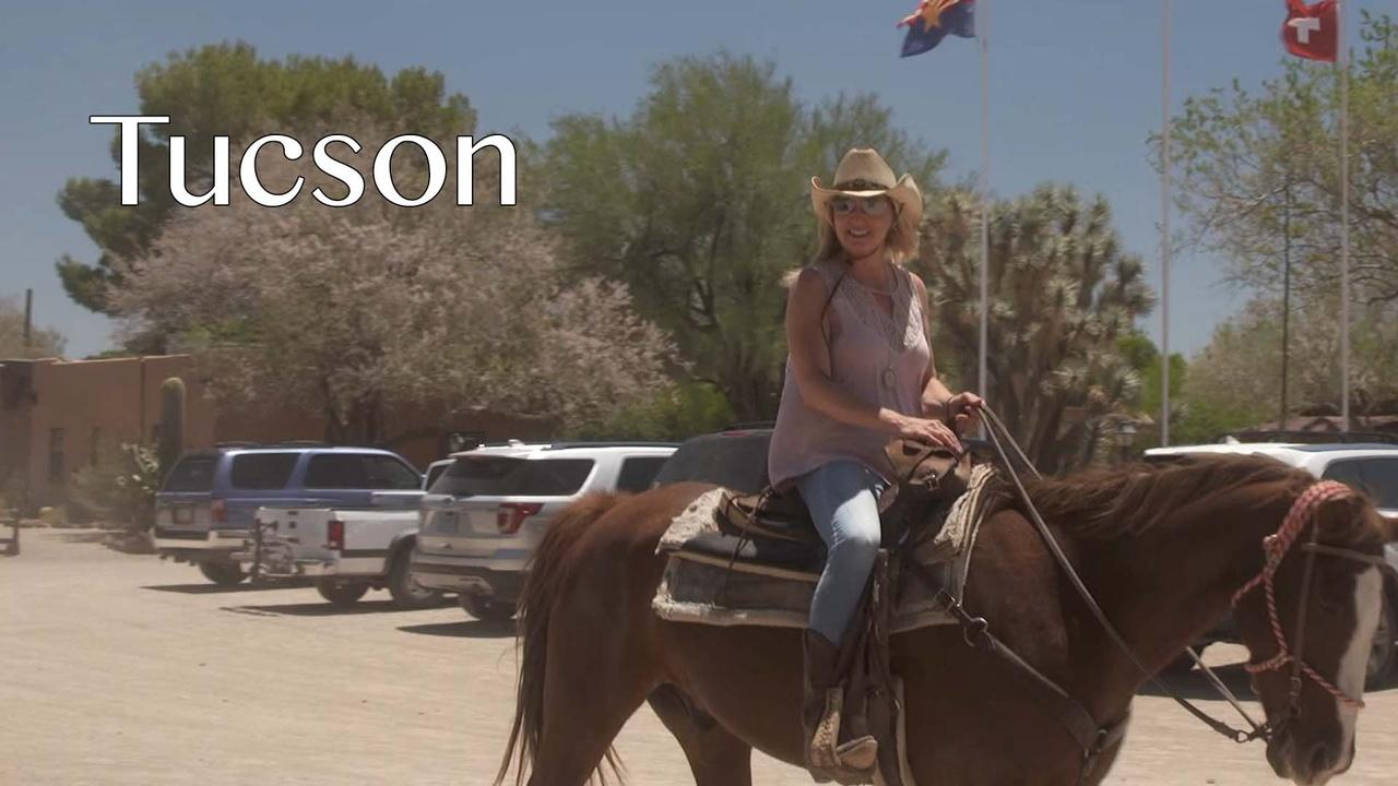 Family Travel With Colleen Kelly: Tucson, Arizona -- Life on the Ranch