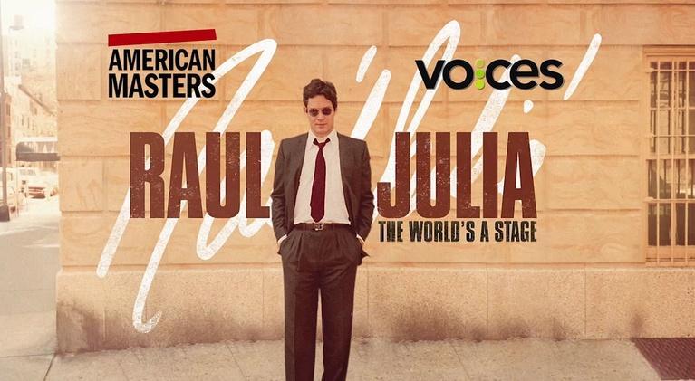 WXEL Presents: American Masters: Raúl Juliá