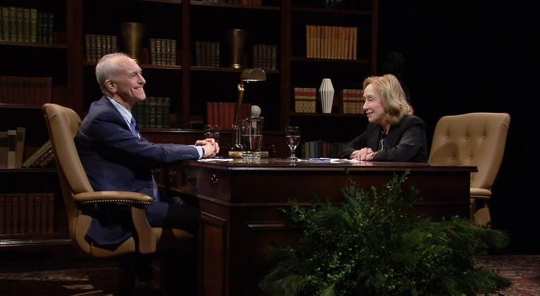 Great Conversations: Doris Kearns Goodwin and A. Scott Berg