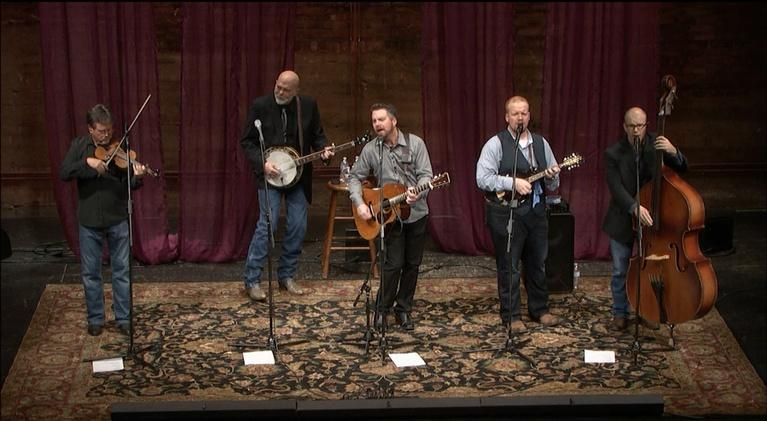 Song of the Mountains: Lonesome River Band