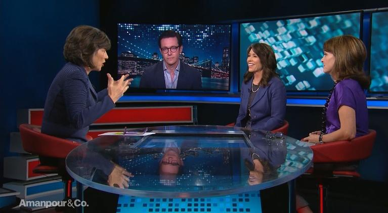 Amanpour and Company: May 22, 2019
