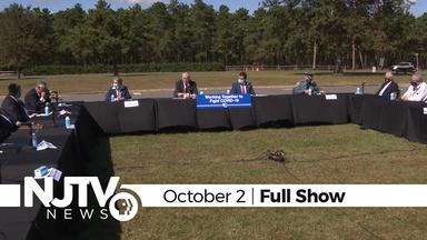 NJTV News: October 2, 2020