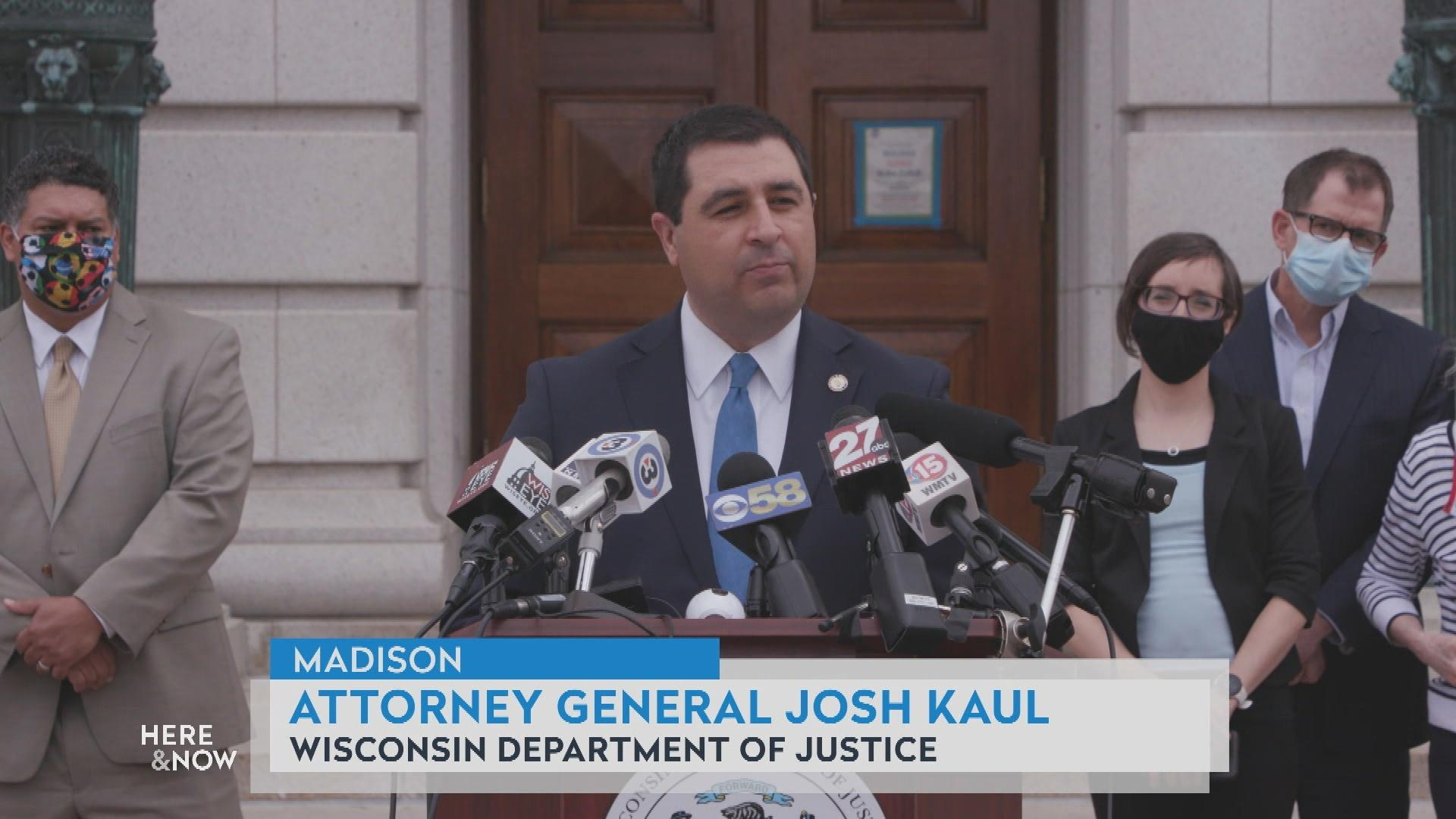 Attorney General Josh Kaul on Clergy Abuse in Wisconsin