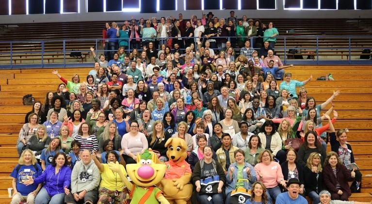 rootle: PBS Regional Teacher Summit in Marion, NC - Thank You!