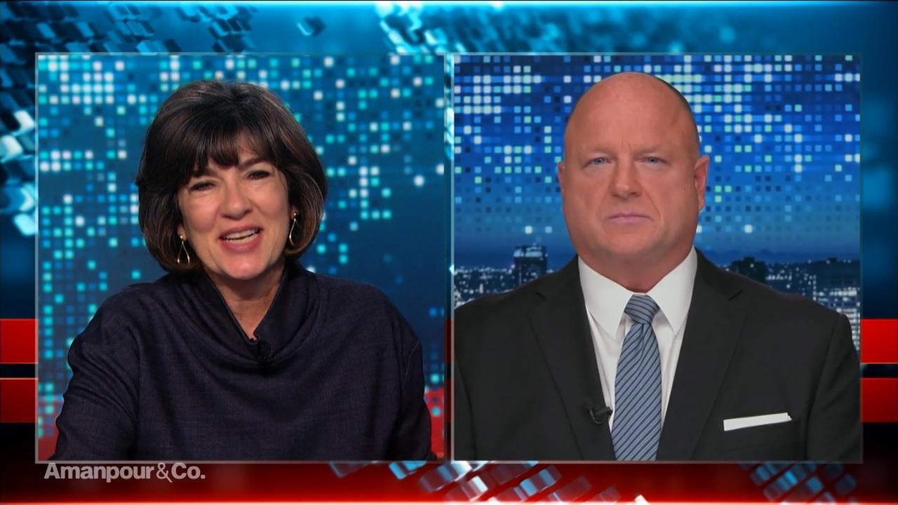 Amanpour and Company