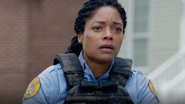 """Flicks: Naomie Harris for """"Black and Blue"""""""
