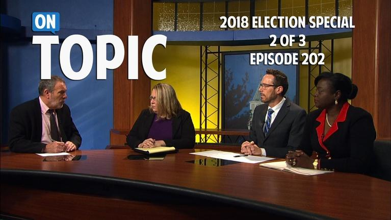 WSIU OnTopic: 2018 Election Special 202