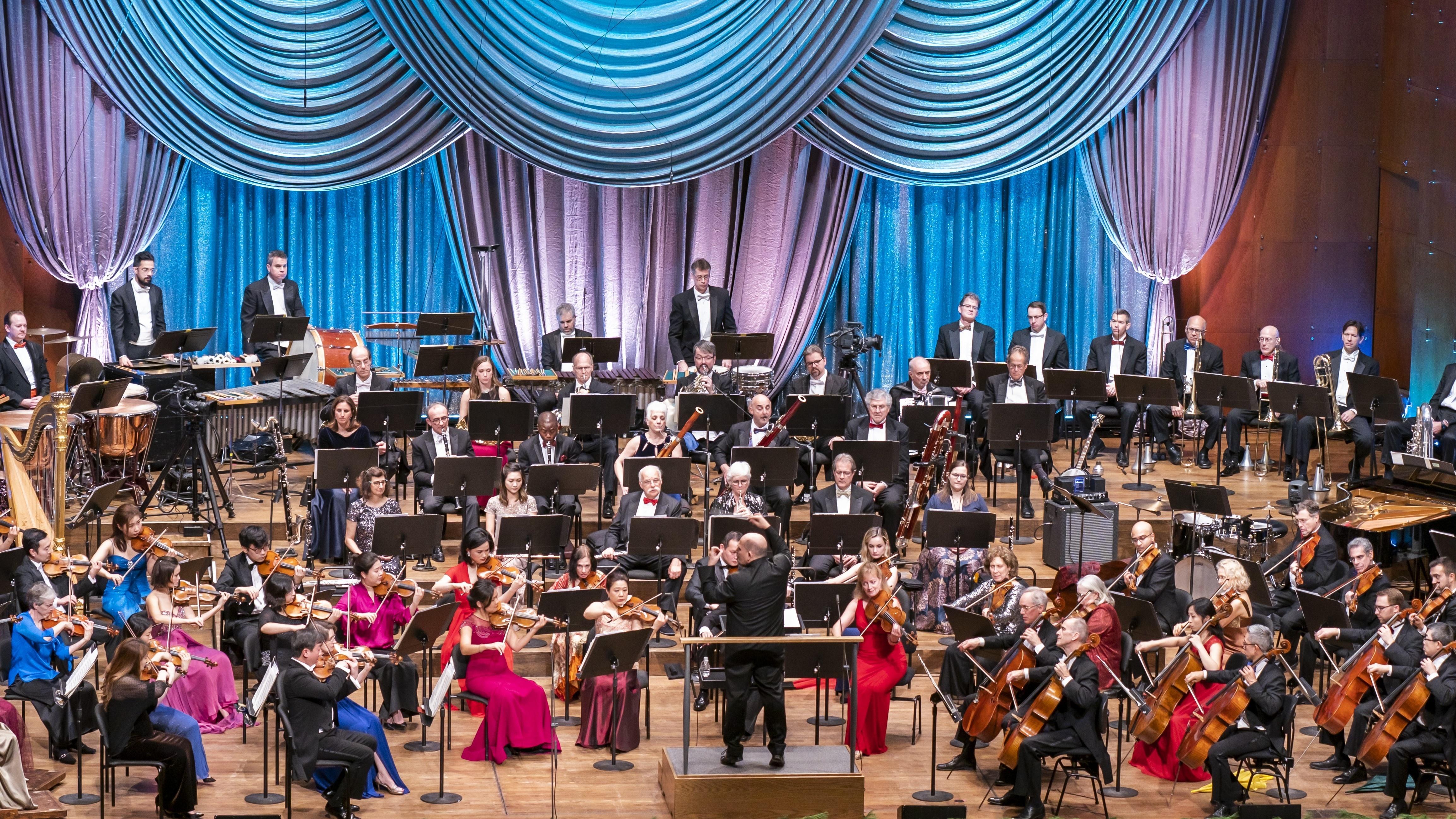 New York Philharmonic: Celebrating Sondheim - Prev