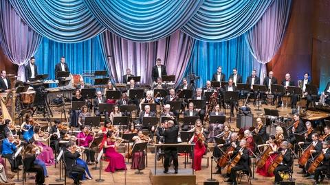 Live From Lincoln Center -- New York Philharmonic: Celebrating Sondheim - Preview