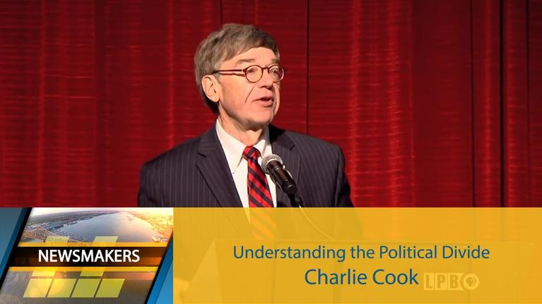 Newsmakers: Understanding the Political Divide | Charlie Cook | 12/05/18